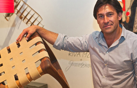 Jamie Durie for Riva 1920 | Furniture and Interiors | Scoop.it