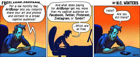 Freelance Freedom 265: Social Media   Solo Pro World   21st Century Business   Scoop.it