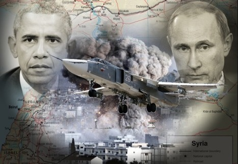 Una Zona de Exclusión Aérea en Siria sería una Declaración de Guerra de EEUU contra Rusia | La R-Evolución de ARMAK | Scoop.it