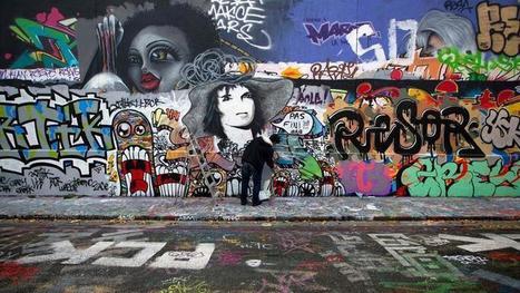 Paris aura une fresque de street-art par arrondissement | World of Street & Outdoor Arts | Scoop.it