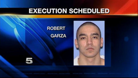 Robert Garza's execution by association - Waging Nonviolence | Innocent on Florida Death Row | Scoop.it