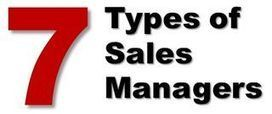 Heavy Hitter Sales Blog: Seven Types of Sales Managers-Harvard Business Review | Sales Hacks and Tools | Scoop.it