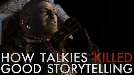 How Talkies Killed Good Storytelling | Transmedia: Storytelling for the Digital Age | Scoop.it