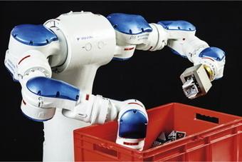 2014/04/02> BE Allemagne653> Un robot à deux bras pour des opérations de tri | Technologies | Scoop.it