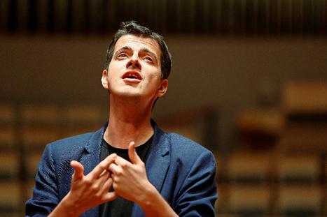 Philippe Jaroussky: «Je dois me battre avec ma voix»   Merveilles - Marvels   Scoop.it