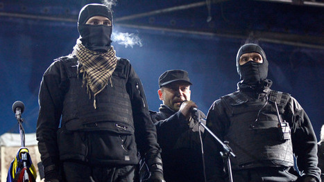 Right Sector leader: Kiev should be ready to sabotage Russian pipelines in Ukraine | Saif al Islam | Scoop.it