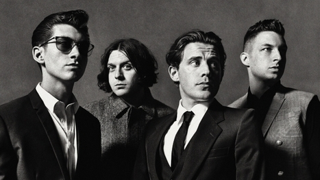 """Arctic Monkeys Say They've """"Sold Out"""" 