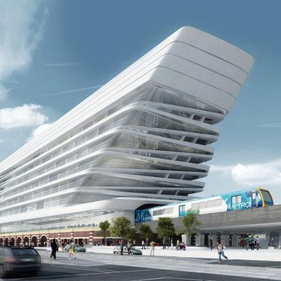 [Melbourne, Australia] Zaha Hadid and Herzog & de Meuron, Shortlist unveiled for Flinders Street Station overhaul | The Architecture of the City | Scoop.it