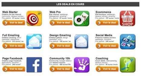 Site Internet Concept : des sites et services web accessibles à toutes les entreprises | Relations Publiques . Pro | Stratégie webmarketing | Scoop.it