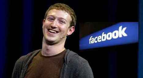 Il sogno di Zuckerberg? La condivisione del pensiero sui social | Web e Social Media Marketing | Scoop.it