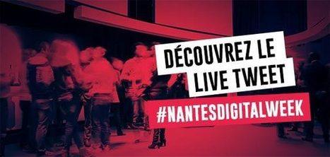 Nantes Digital Week | Monde de la culture 2.0 | Scoop.it