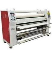 Heat Transfer Roll to Roll Machine | HGS Machines Pvt Ltd | Scoop.it