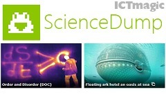 ScienceDump | 21st Century Technology Integration | Scoop.it