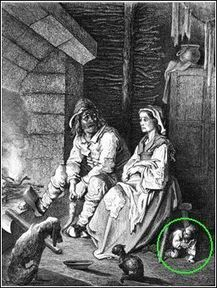 Généalogie autour du Houlme - Orne - 1694 La famine et le droit normand à Pont-Ecrepin | GenealoNet | Scoop.it
