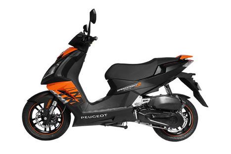 Peugeot Speedfight 125 Darkside | Motorcycle Industry News | Scoop.it