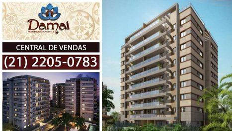 Damai Residences & Lifestyle | Recreio dos Bandeirantes | LancamentosRJ | Scoop.it