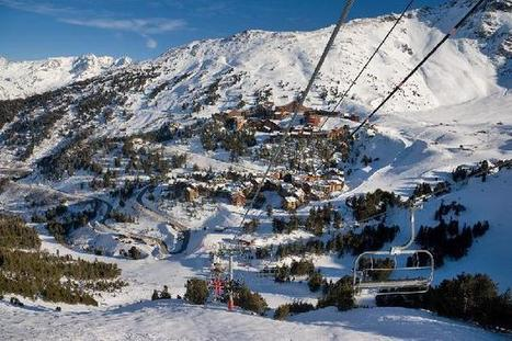 Skiing and Snowboarding at Les Arcs, France | Ski and Snowboarding Resorts | Scoop.it