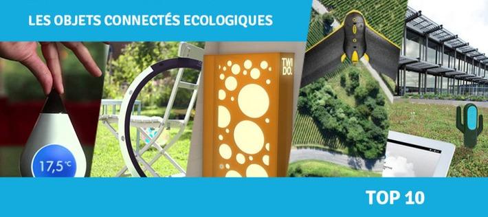 Le meilleur des objets connectés écologiques | Internet du Futur | Scoop.it