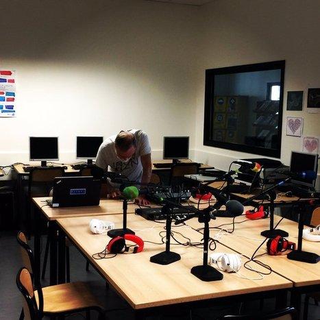 Webradio de l'académie d'ORLÉANS-TOURS - ne manquez pas le programme des webradios : les élèves sur les ondes | Vie numérique  à l'école - Académie Orléans-Tours | Scoop.it