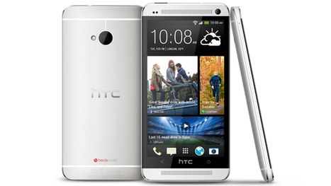 Nos EUA, HTC lança o One, melhor celular com Android | Articles and news about operating system Android | Scoop.it
