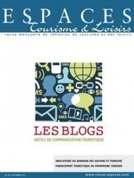 Le blog, un outil stratégique dans le tourisme | Office de tourisme du canal du Midi professionnels | Scoop.it