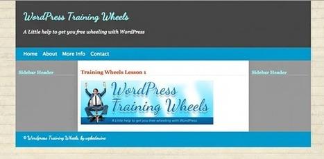 WordPress Theme Development Training Wheels | Wptuts+ | Wordpress life | Scoop.it