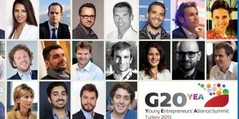 La culture entrepreneuriale, star du G20 YEA | Visibilité et Crédibilité des entreprises | Scoop.it