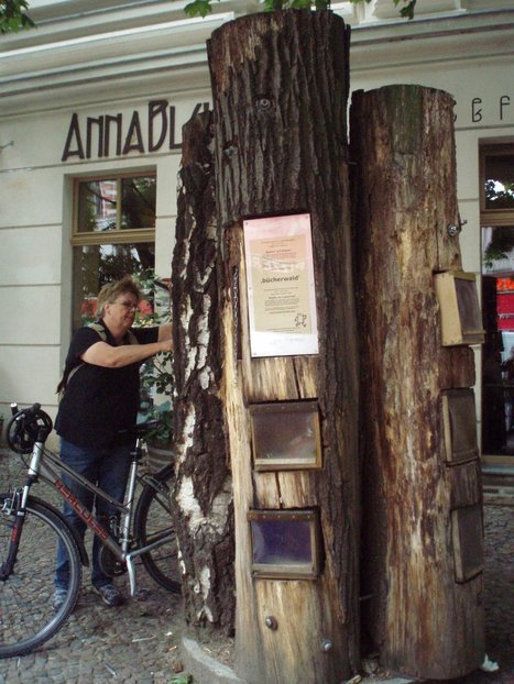 La bibliothèque sociale qui a transformé une rue de Berlin (et une communauté) | This Big City en français | Communication et engagement : responsabilité, éthique, utilité | Scoop.it