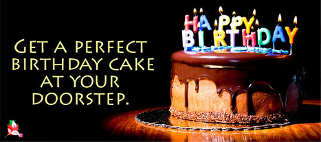 Get a perfect birthday cake at your doorstep.   BlossomSquare   Scoop.it