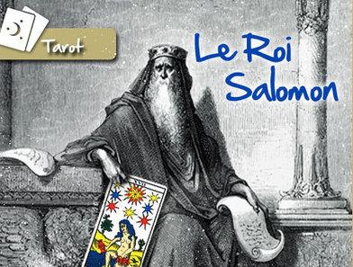 L'Etoile du Roi Salomon | Tarots traditionnels | Scoop.it