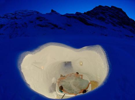 Hotel Iglu: neve e aventura em estação de esqui | Dicas de Viagem Europa | Scoop.it