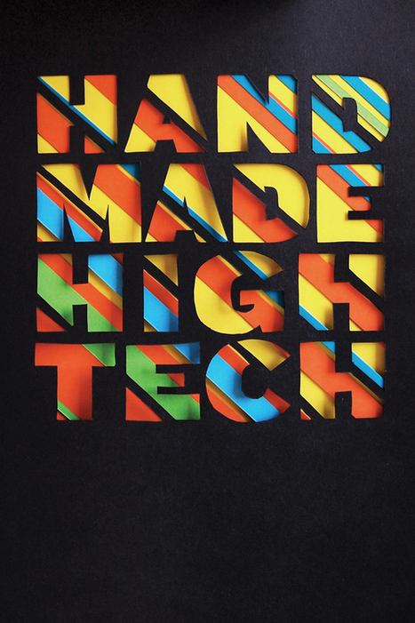 Hand Made High Tech | if:book Australia | Young Adult and Children's Stories | Scoop.it