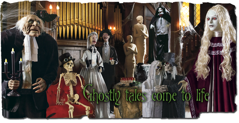 Now creating a scare~ Grandin Road | Halloween & Spooky Fun Stuff~ | Scoop.it