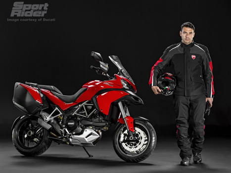 2015 Ducati Multistrada 1200 S Touring D|Air First Look | Ductalk Ducati News | Scoop.it