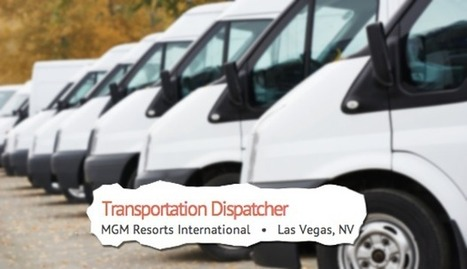 Job Descriptions Decoded: Transportation Dispatcher - AOL Jobs | Limoservice | Scoop.it