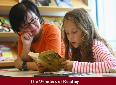 THE WONDERS OF READING - Content Cafe | Writing Help UK | Scoop.it