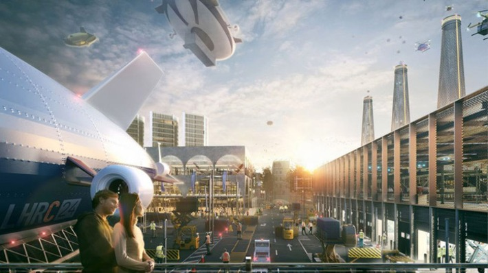 transport for london unveils proposals for heathrow city | Architectural News | Scoop.it