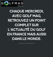 GolfMag Online | Fou de Golf | Fou de Golf | Scoop.it