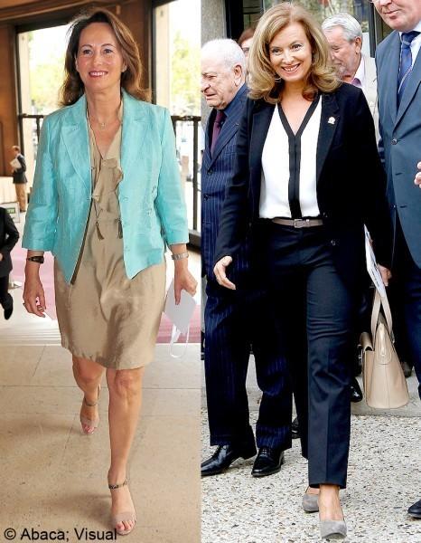 MDR: François Hollande, un homme un vrai, tourne les talons pour ne pas croiser Ségolène Royal à l'ONU | Democratic  Liberty | Scoop.it
