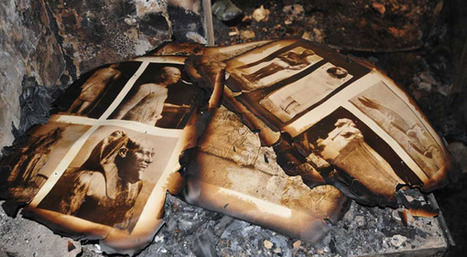 70 percent of books destroyed in fire, says Dar Al-Kotob head | AUDITORIA, mouseion Broadband | Scoop.it