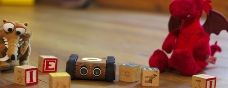 How Codie's robotic toy teaches kids the principles of coding | Innovation and the knowledge economy | Scoop.it