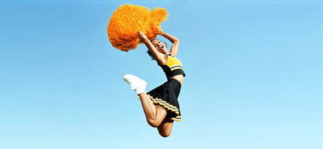 Why You Have to Be Your Team's Top Cheerleader | Employee Engagement Made Easy! | Scoop.it