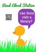 Augmented Reality Read Aloud Stations (with QR codes too!) - ClassTechTips | Education Technology | Scoop.it