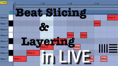 Blog: Drum Slicing And Layering In Ableton Live, Adam McLellan breaks it down | Music Making Guides and tutorials | Scoop.it