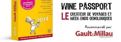 Wine Passport a un nouveau couvre-chef : La toque Gault&Millau - Wine Passport | Route des vins | Scoop.it
