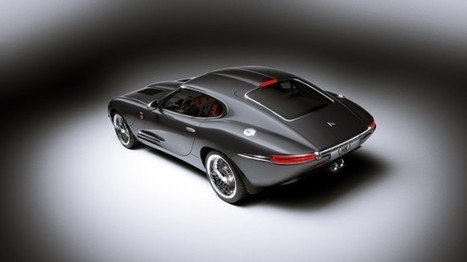 Lyonheart K : Hommage à la Jaguar Type-E - Specialist Auto | Histoire du sport automobile : le passé au présent... | Scoop.it