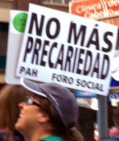 La columna murciana de la Marcha de la Dignidad descansa en Molina #22M #Marchas22M | Bruno Jordán | Scoop.it