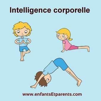 Intelligence corporelle kinesthésique | Cerveau intelligence | Scoop.it
