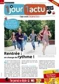 """""""1jour1actu"""" : un hebdomadaire qui s'adresse aux 8-12 ans - France Info   Remue-méninges FLE   Scoop.it"""