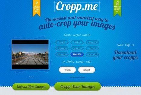 Cropp.me – realiza recortes en tus imágenes de forma fácil | EDUDIARI 2.0 DE jluisbloc | Scoop.it